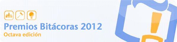 Premios Bitácoras 2012