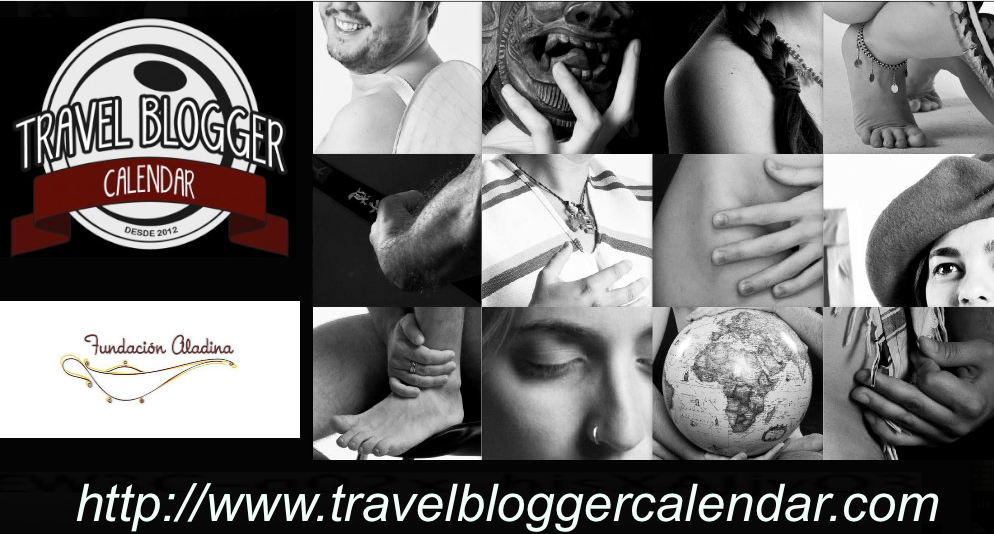 Travel Blogger Calendar 2013